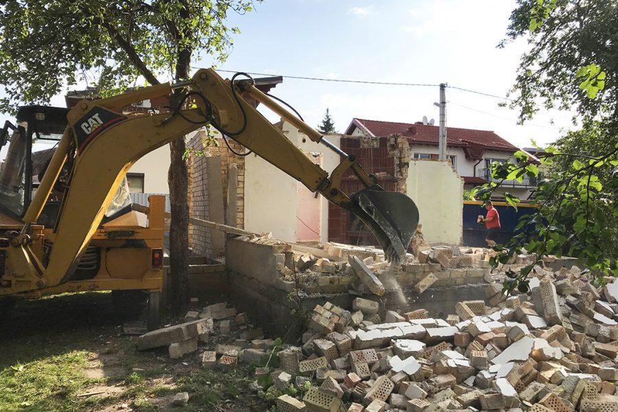 Sugriauti Nama Vilniuje
