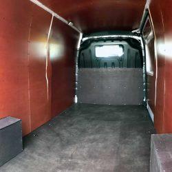 Krovininių mikroautobusų nuoma su vairuotoju