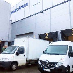 Krovininių mikroautobusų nuoma Vilniuje